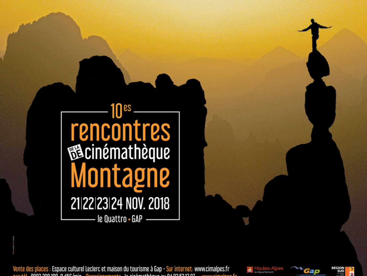 Les 11e Rencontres du cinéma de montagne de Grenoble