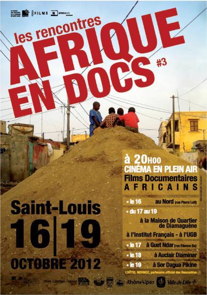 LES 7e RENCONTRES AFRIQUE EN DOCS