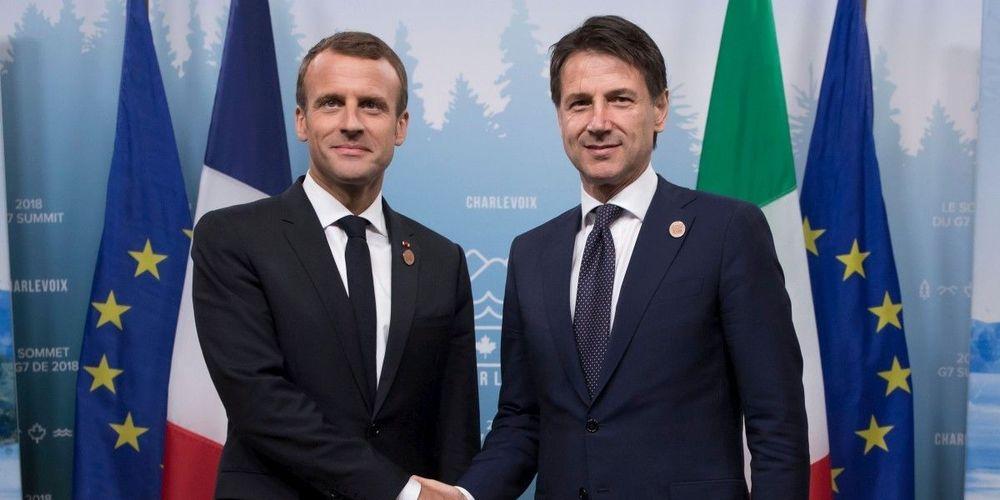rencontre italie france