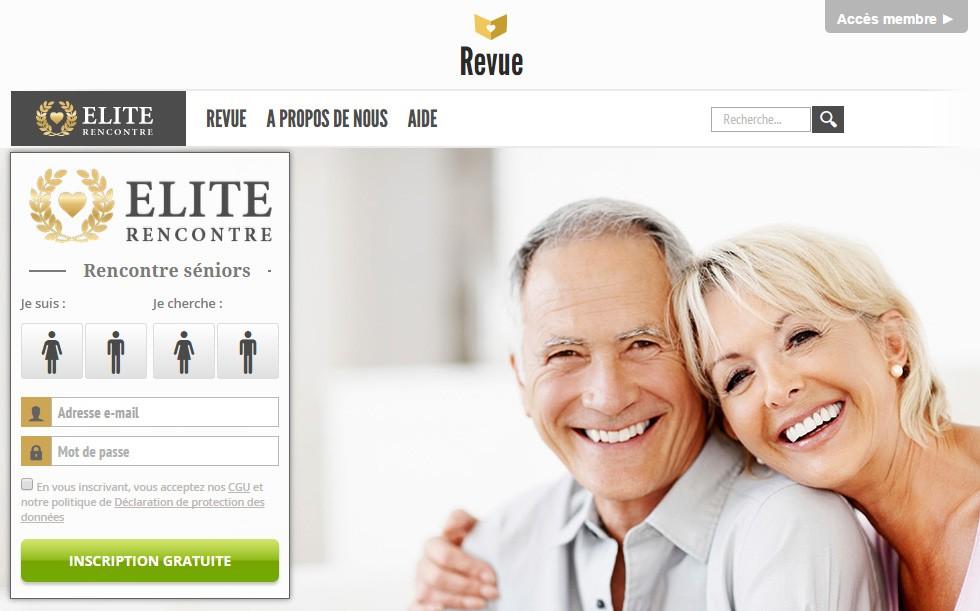 ✓ Comparatif & Avis des Meilleurs sites de Rencontres Seniors en