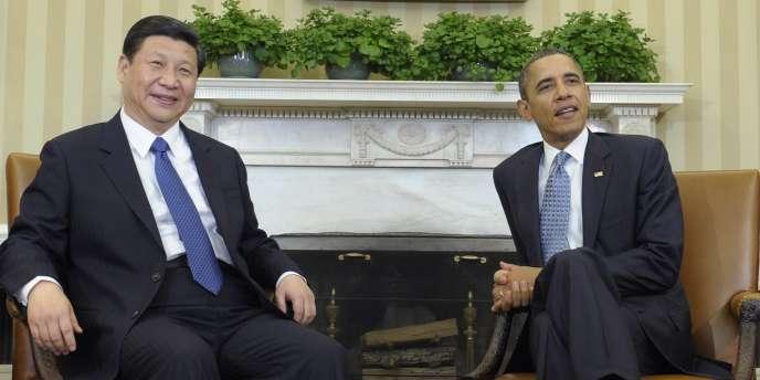 rencontre obama jinping)