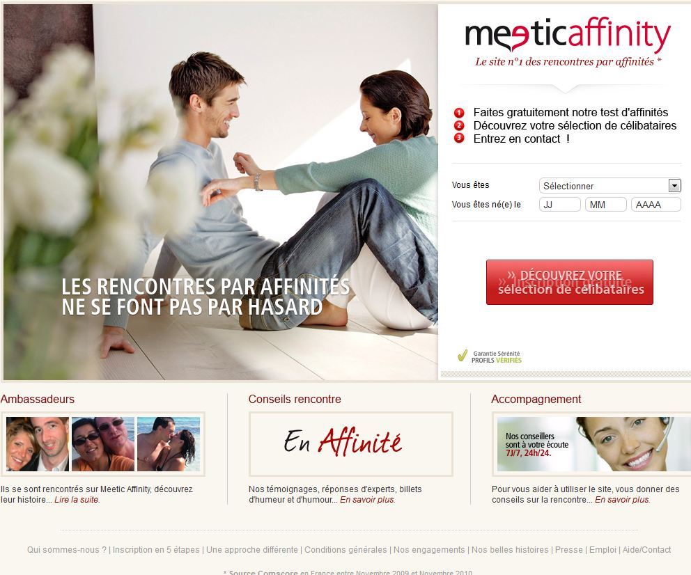 forum sur le site de rencontre meetic)