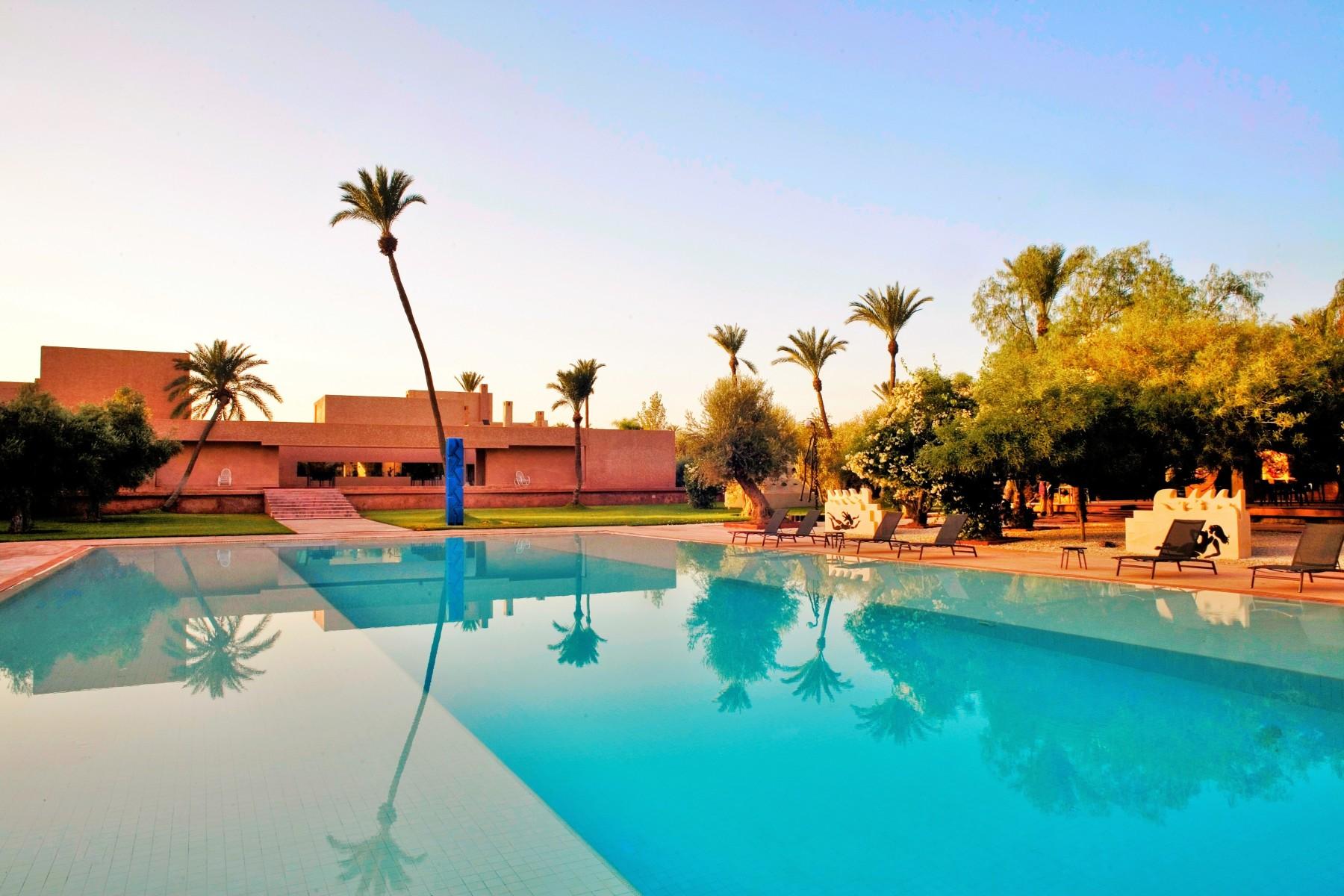cherche femme de chambre a marrakech