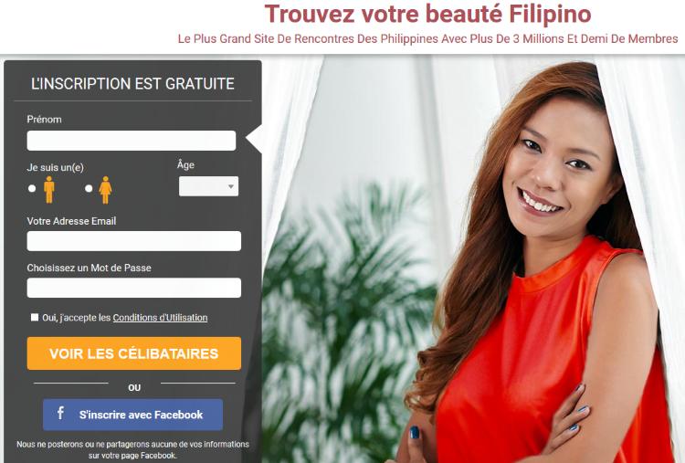site de rencontre philippines