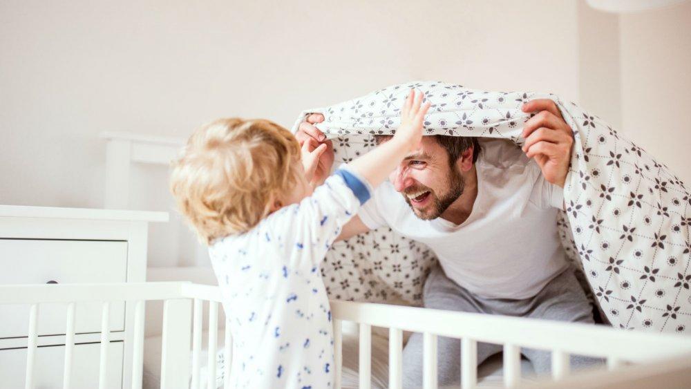 Papa en solo : beaucoup d'amour et de galères