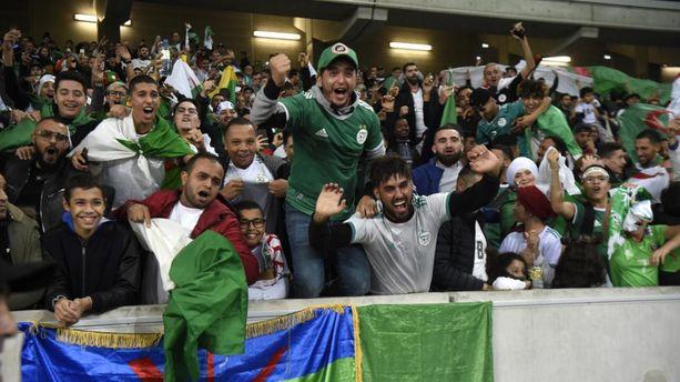 rencontre algerie france)