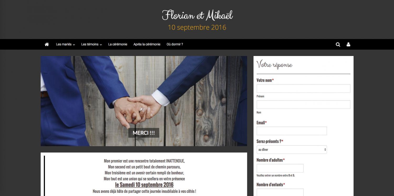 Site international de mariage