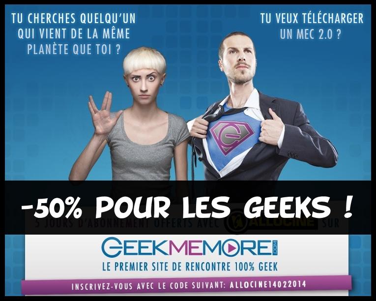 Pétition site de rencontre geek 100 gratuit