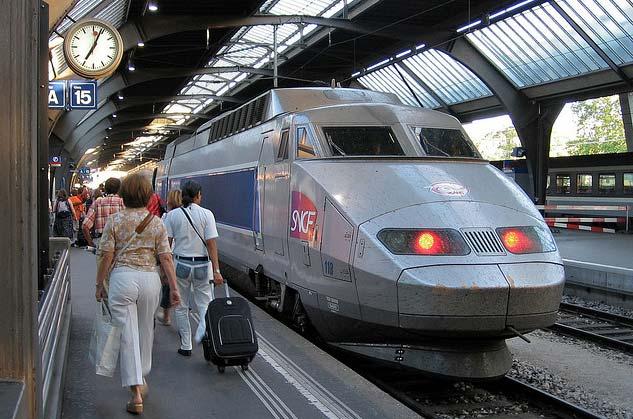 [SITL] Le TGV pour les colis express existe, Cdiscount l'a rencontré