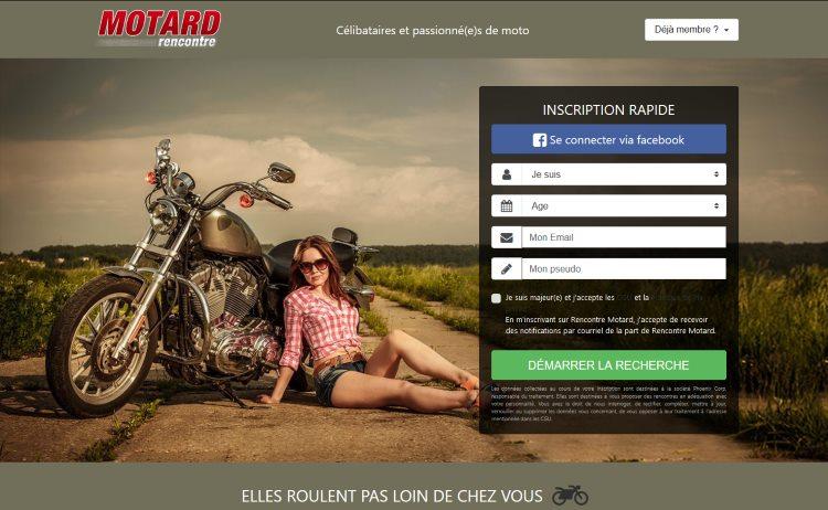 site de rencontre motards gratuit)