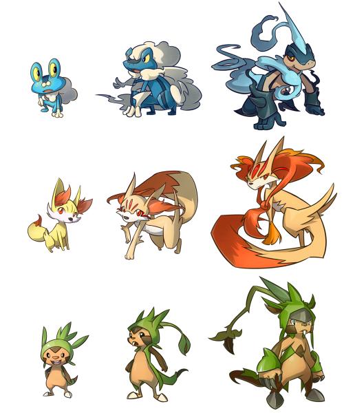 Dossier   Les mystères de Pokémon X/Y – Les Players du Dimanche