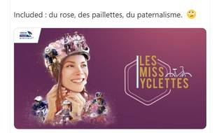 recherche femme cycliste