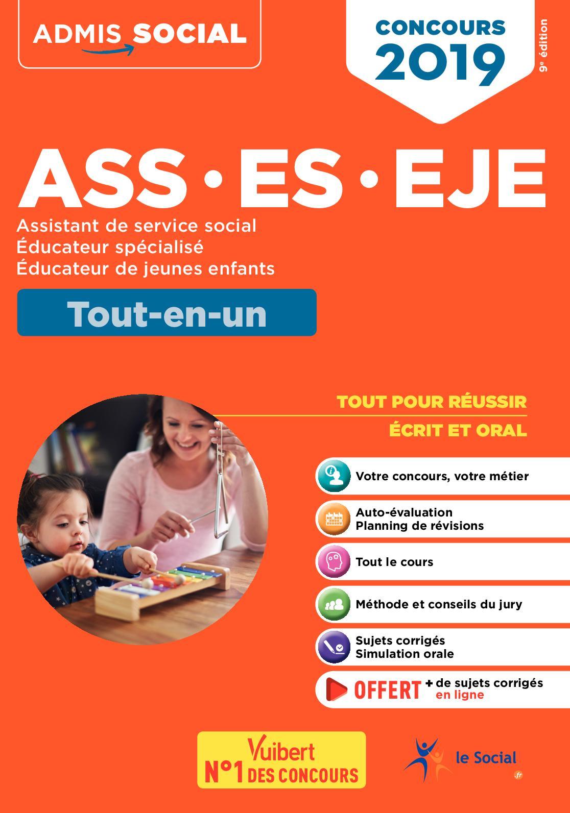 Educateur de jeunes enfants (DEEJE)