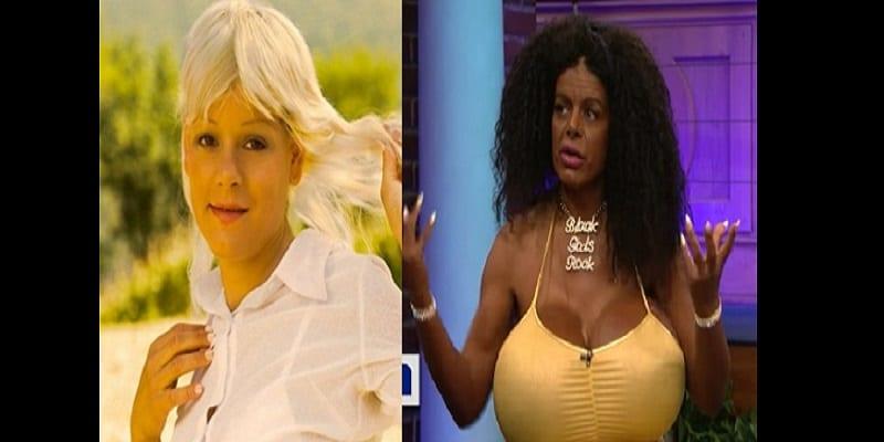 femme blanche qui cherche homme noir)