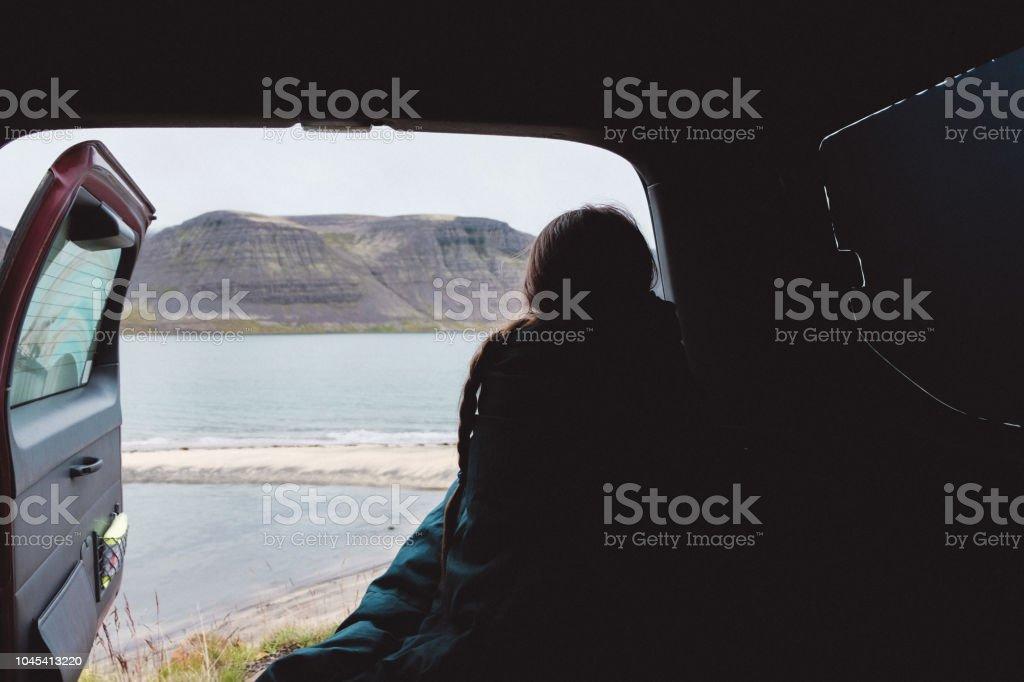 rencontre femme camping car