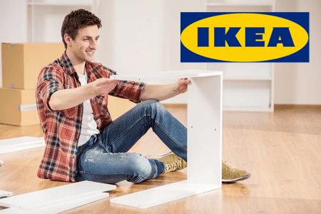 cherche homme pour monter meubles
