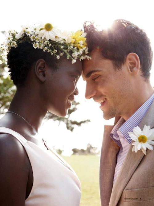 rencontre amoureuse avec homme blanc