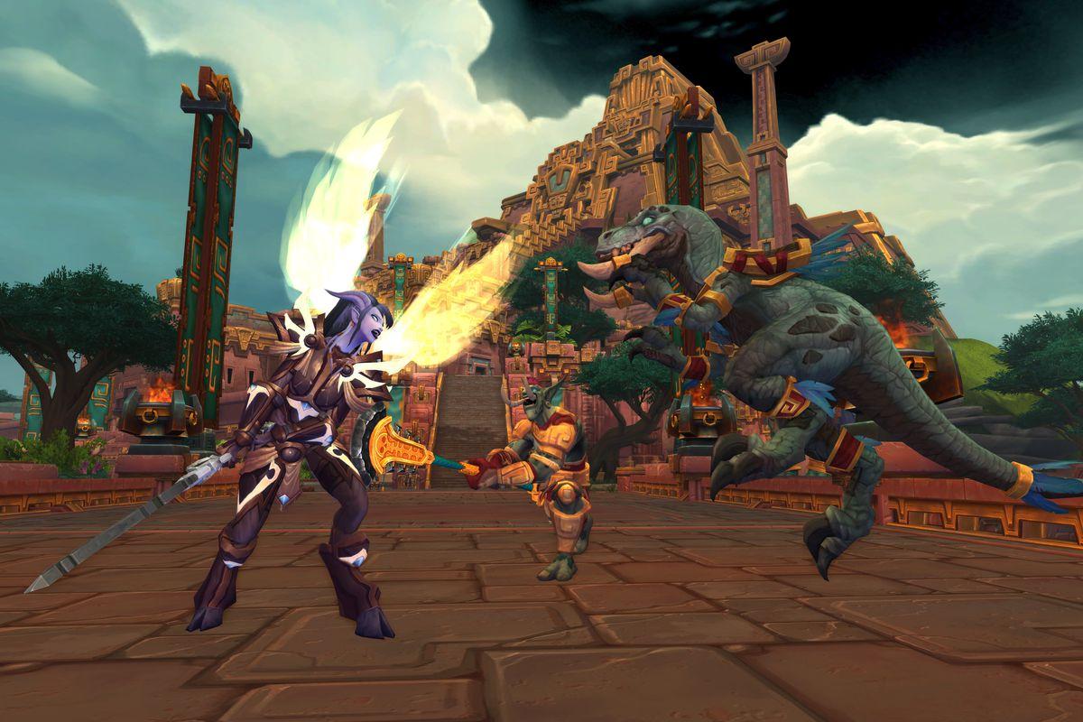 « On se baladait dans Azeroth... » : l'amour dans « World of Warcraft »