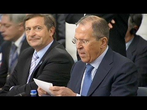 Syrie : début de la rencontre Kerry-Lavrov à Vienne
