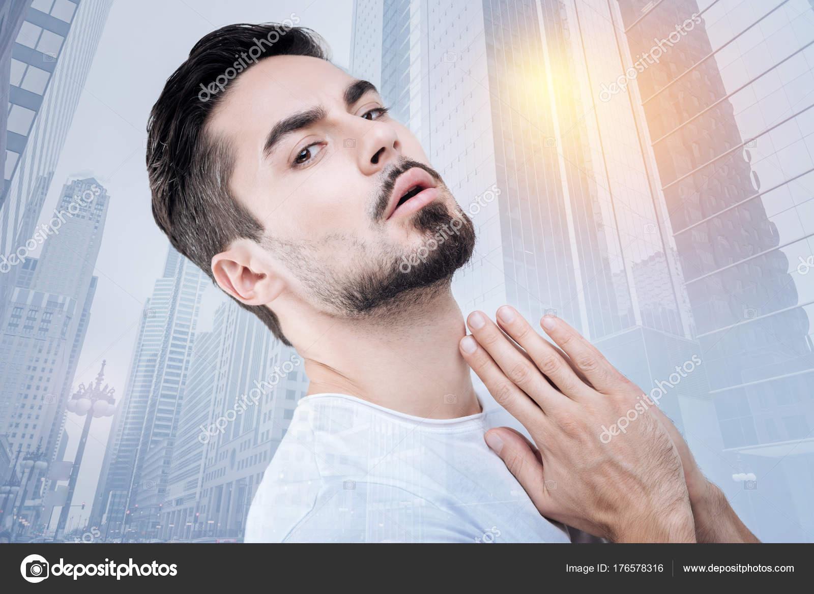femme cherche barbu