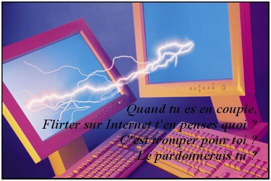 Flirter par SMS c'est tromper ? sur le forum Blabla ans - - ecolalies.fr