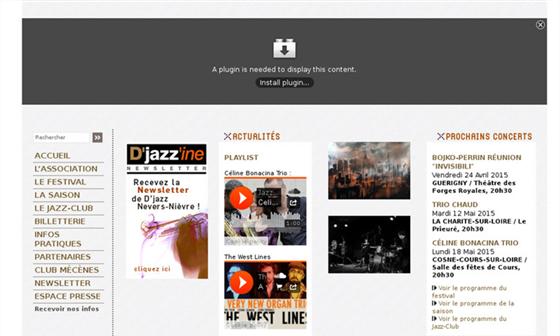 jazz site de rencontre