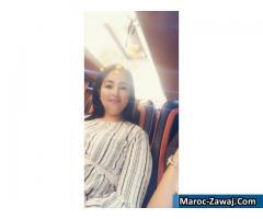 je recherche femme marocaine)