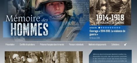 Retrouver un soldat de 1914-1918