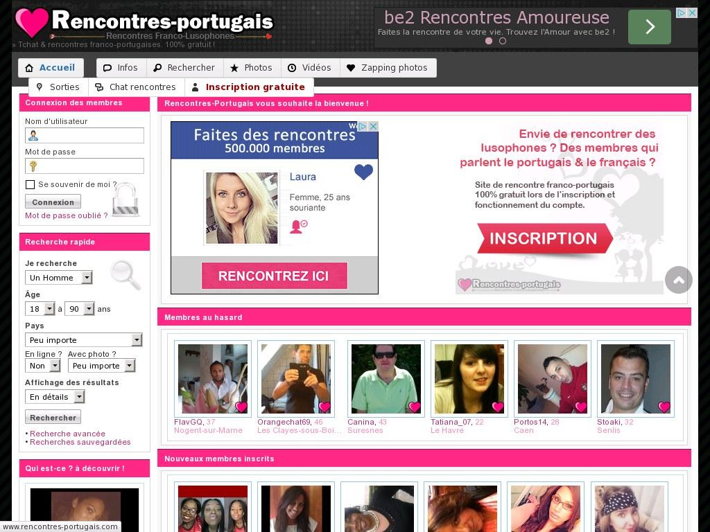 recherche site de rencontre amoureuse gratuit