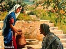 rencontre de jesus avec la samaritaine)