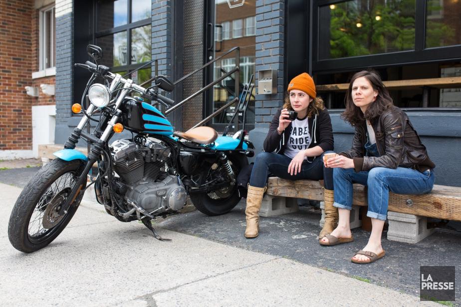 rencontre femme moto quebec)