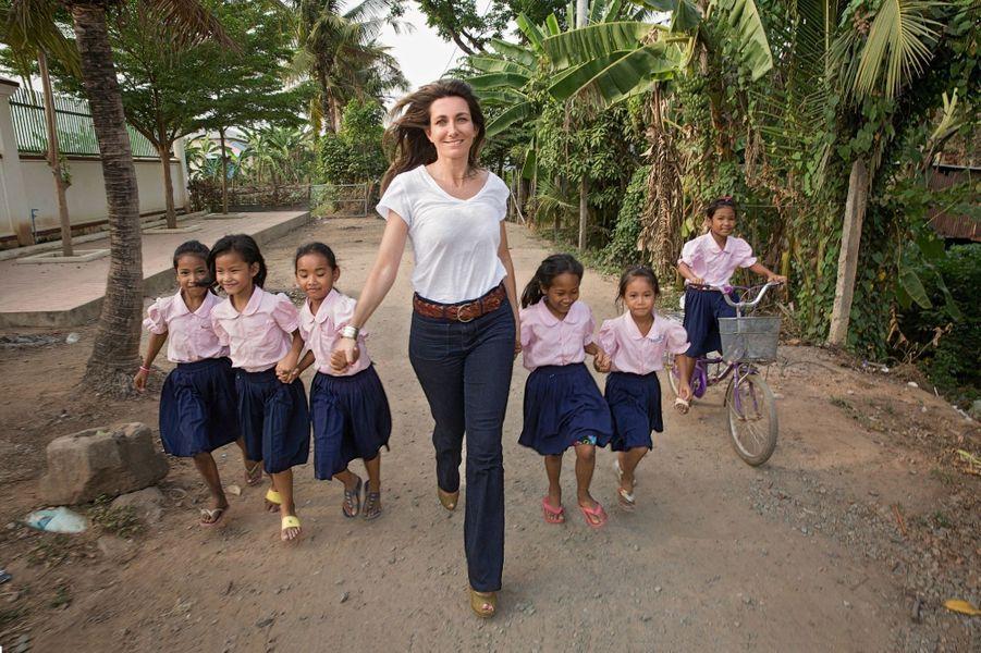 rencontre fille cambodge