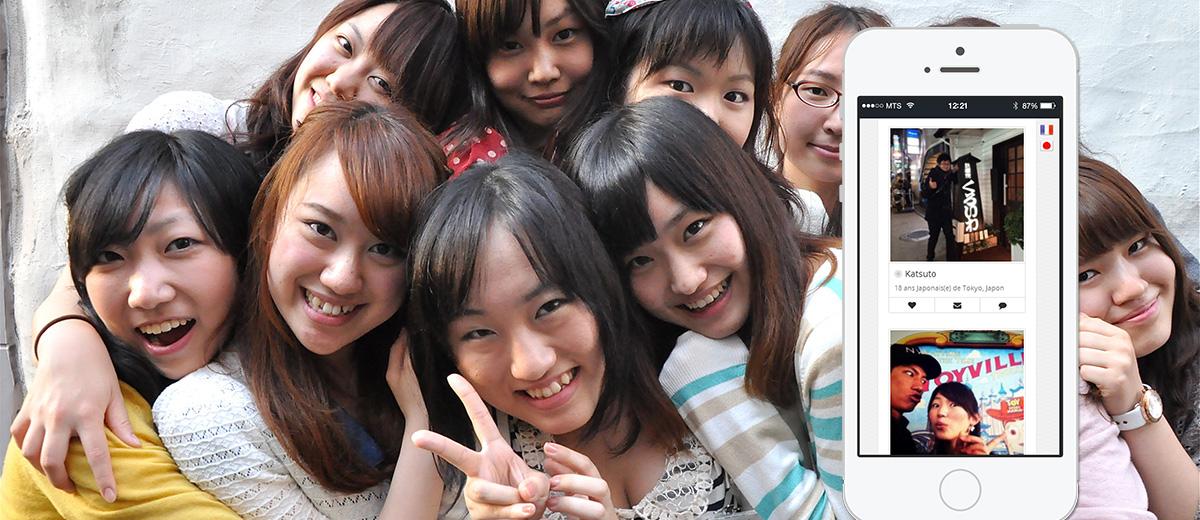 Comment rencontrer facilement des Japonais ?