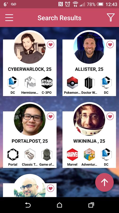 Site de Rencontre Geek et Nerd en France