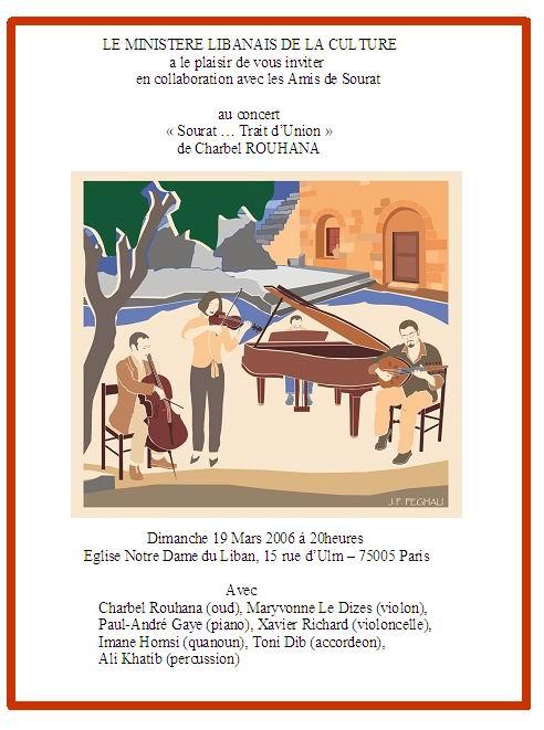 rencontres parisiennes soufisme