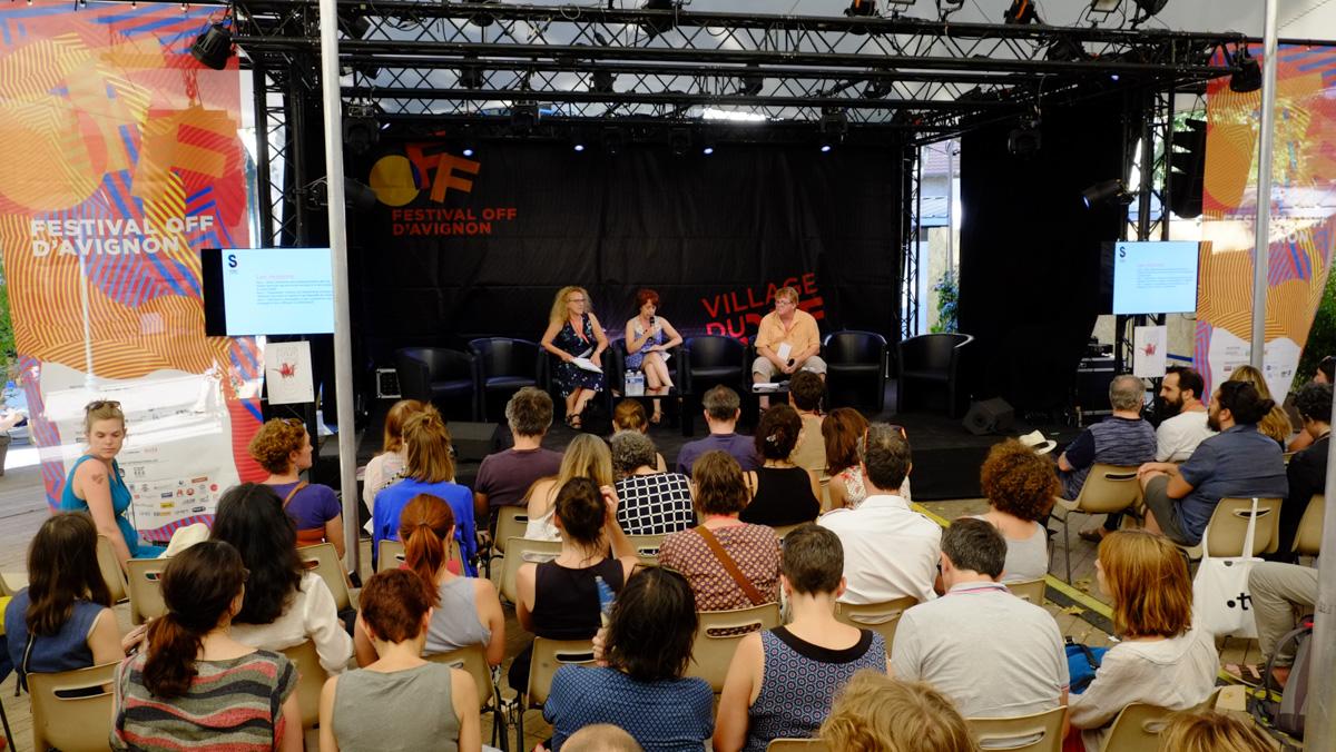 rencontres professionnelles festival davignon 2019