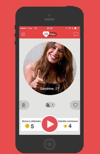 Une application mobile de rencontre exclusive aux 50 ans et plus - ecolalies.fr