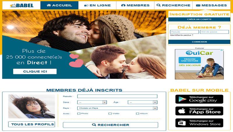 site de rencontre gratuit avec photo