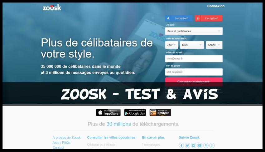 site de rencontre zoosk forum