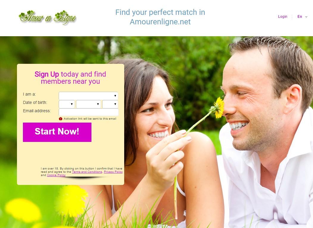 A la recherche de l'amour sur les sites de rencontres